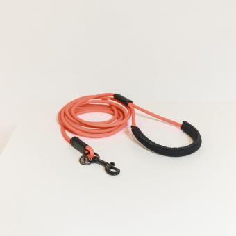 KENTUCKY Dogwear Schleppleine SOFT RUBBER neon orange 3m