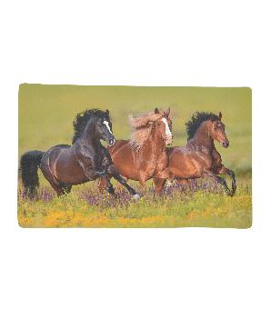 WALDHAUSEN Tischset Pferde