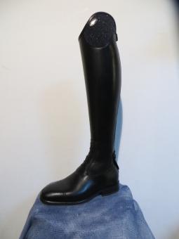 DeNiroBootCo Stiefel Salento 02 black Top stardust blue