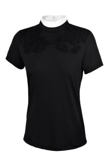 PIKEUR Turniershirt NELLA black