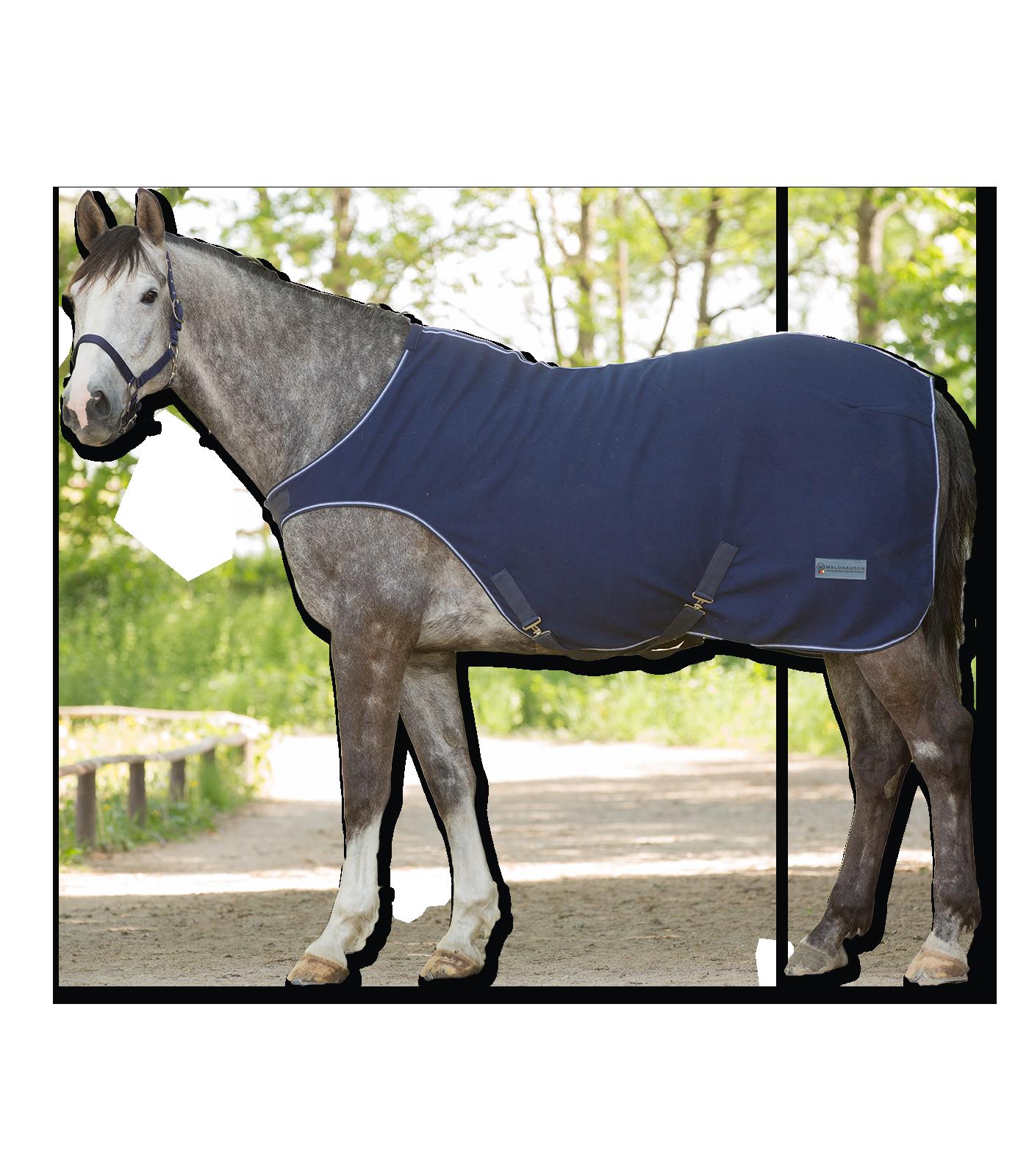 Fleece-Ausreitdecke Economic